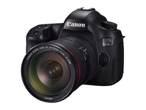 Superoppløsning: 50,6 megapiksler og alt mulig annet det er mulig å utstyre et moderne kamera med vil nok få mange til å kansellere den dyre sommerferien og heller kjøpe dette EOS 5DS R