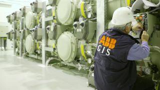 Moderat fall i driftsinntekter og driftsresultat for ABB