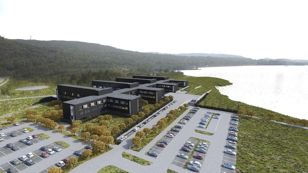Nye Kirkenes sykehus skulle vært klart til bruk i juni i år. På grunn av både konkurs og dårlig arbeid er ikke sykehuset ferdig før i mars 2018, om alt går etter planen nå.