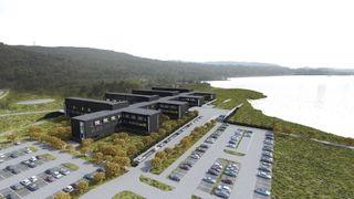 Dette kan bli landets første passivhus-sykehus