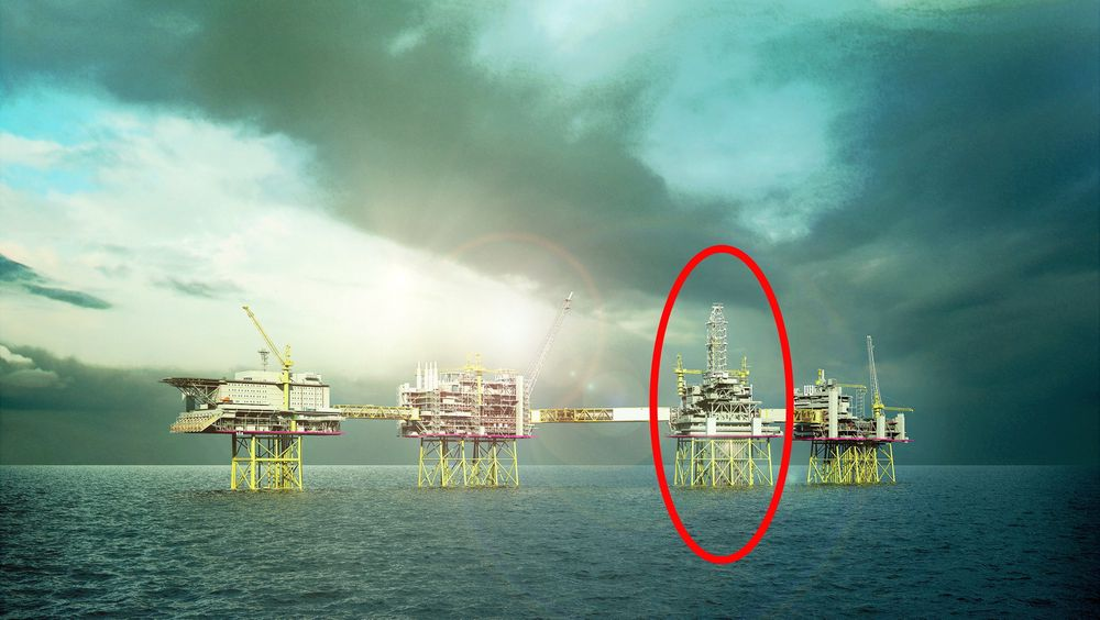 Odfjell Drilling har fått en delkontrakt om bygging av plattformdekket til boreplattformen på Johan Sverdrup.