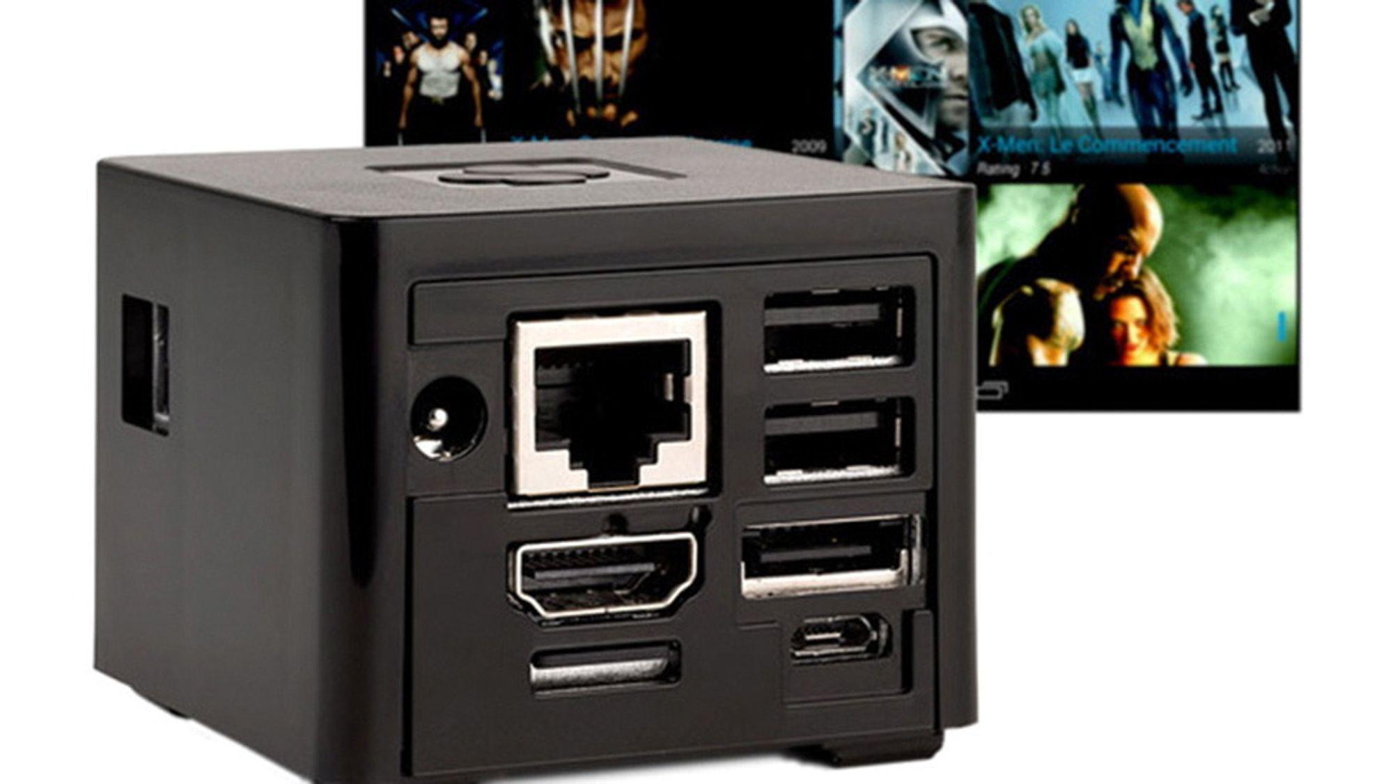 Cubox I4 er minimal i utforming, men bør ha alle tilkoblinger du trenger.