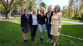 Norske sjefskvinner: – Ingeniørutdanningen var helt avgjørende