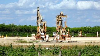 Fracking, forurensning og fyllekjøring i Eagle Ford