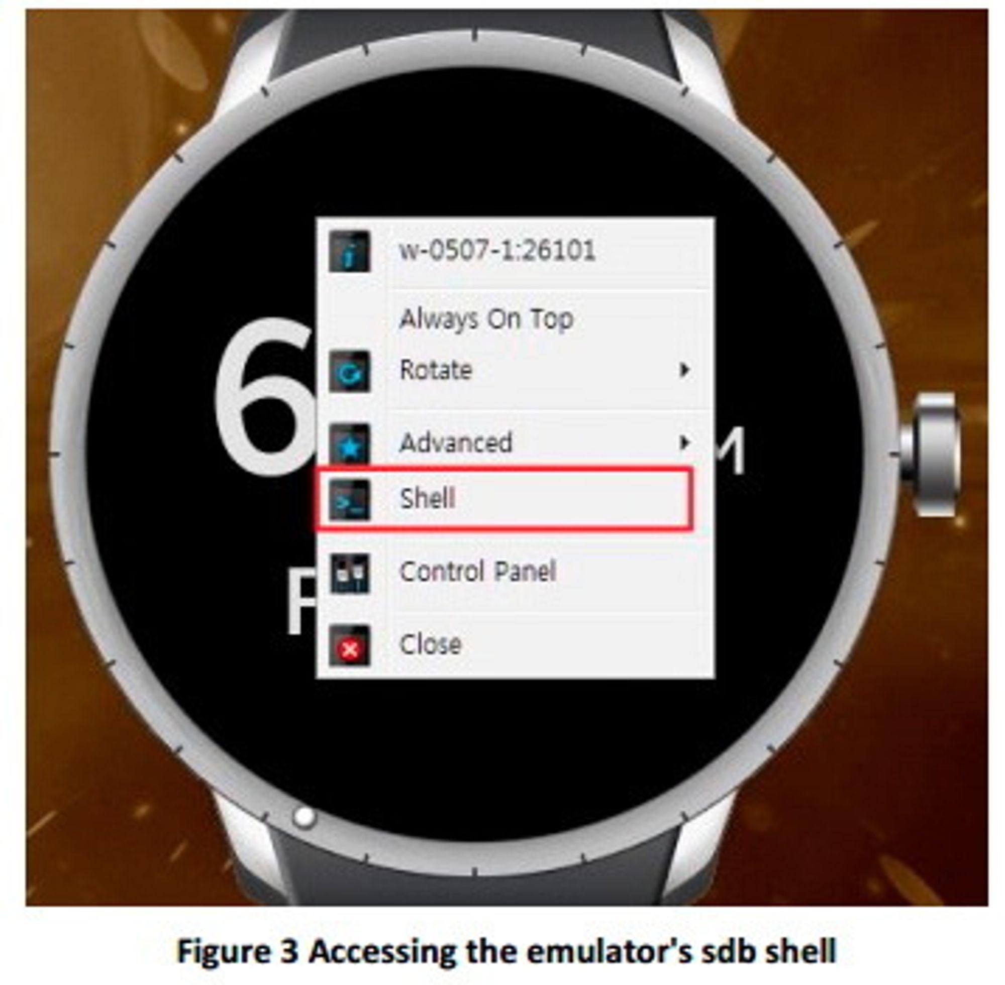 Bilde fra Samsungs SDK-dokumentasjon.