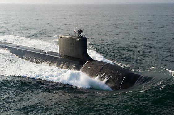 I løpet av 2015 skal US Navy teste AUV-operasjoner fra ubåter i Virginia-klassen.