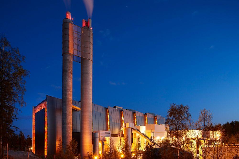 Gassnova ønsker å finne ut om energigjenvinningsanlegget på Klemetsrud egner seg for CO2-fangst.