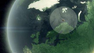 Nytt satellitt-senter i Vardø gir sikrere skipstrafikk i Arktis