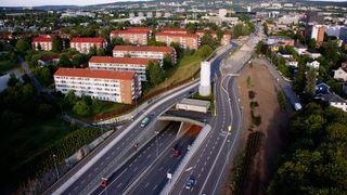 Elbiler kastes ut av kollektivfelt i Oslo