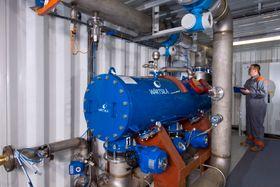 Wärtsilä leverer også ballastvannsystemer etter overtakelsen av Hamworthy.