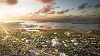 Google vil bygge nytt gigantkontor. Men teknologien de trenger finnes ikke