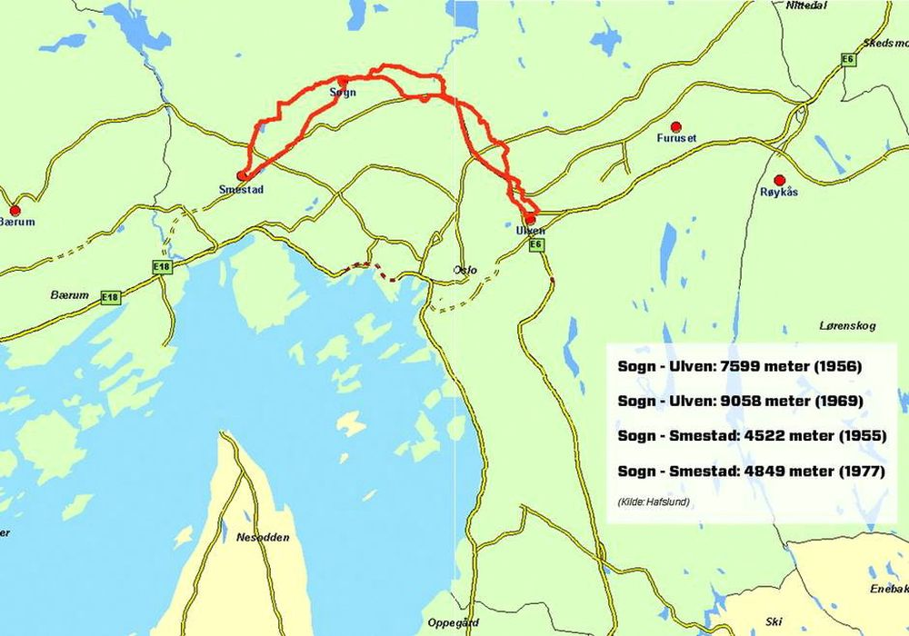 Ringkablene i Oslo er gamle og bør ifølge Statnett byttes ut raskt.