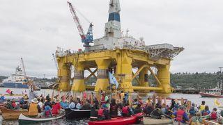 Shell tror ikke på togradersmålet
