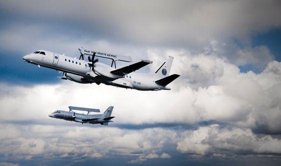 Saab 340 erieye og 2000 AEW&C