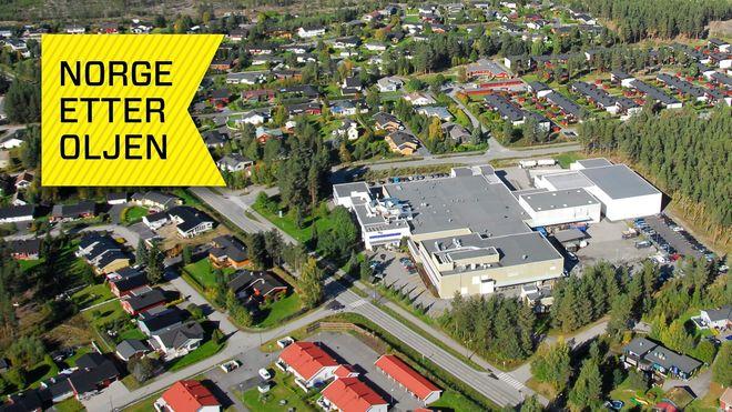 Eierne flytter halve maskinparken - resten kan bli starten på et norsk industrieventyr