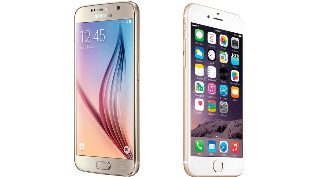 Galaxy S6 og iPhone 6 er to av de mest populære smarttelefonene på markedet. Lønner det seg egentlig å kjøpe dem med abonnement og bindingstid?