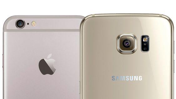 Det er ikke store prisforskjeller på å kjøpe disse telefonene med eller uten abonnement.