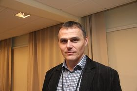 Forskningssjef Anders Valland, Marintek