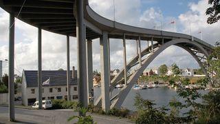 Denne betongen skal kunne doble levetiden på bruer og tunneler
