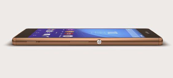 Pluss: Nye Sony Xperia Z3+ er ganske lik den uten plusstegnet, men skjermen er blitt mer lyssterk og frontkameraet betydelig mer avansert.