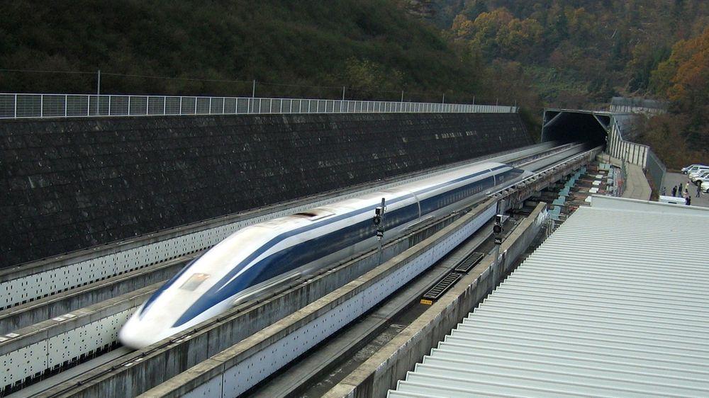 Om alt går etter planen åpnes en 286 kilometer lang svevetogstrekning mellom Tokyo og Nagoya i 2027.