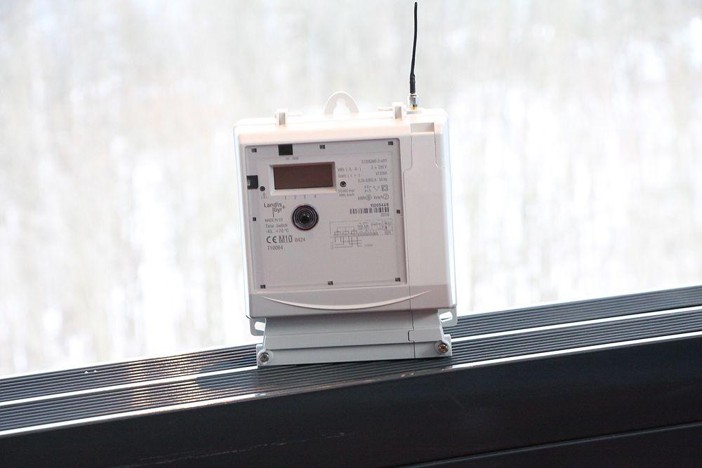 Innføringen av smarte strømmålere blir langt dyrere enn antatt, tror Lyses konserndirektør Eimund Nygaard.