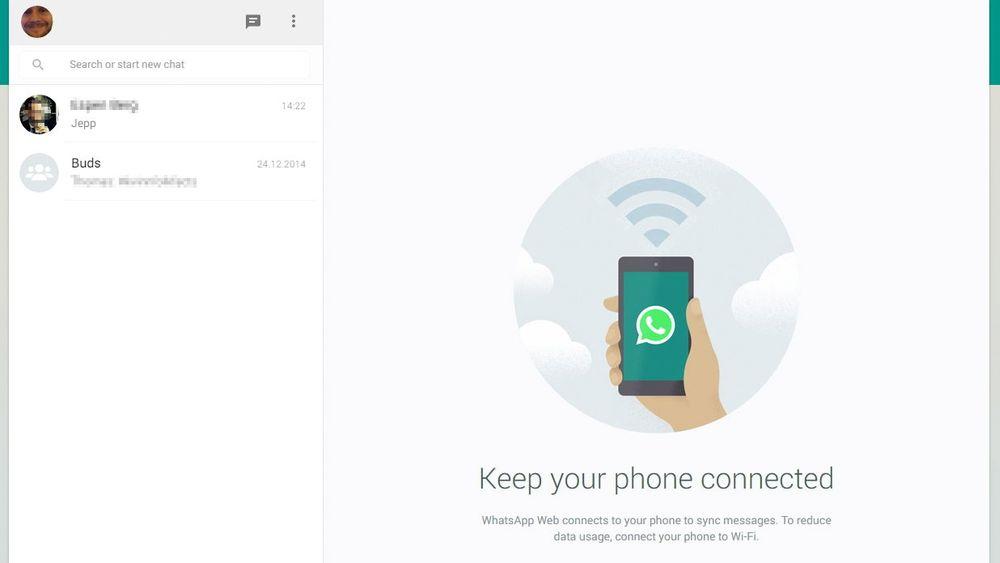 Nå kan du bruke Whatsapp i nettleseren. Så lenge du har Chrome, og ikke bruker iPhone.