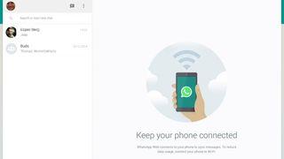 Nå får du Whatsapp på nettet
