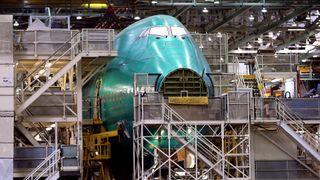 Rekordår for Boeing: Aldri produsert flere fly