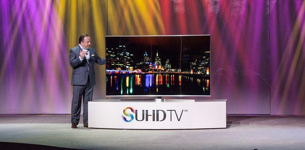 SUHD: Ikke før har LG tutet i OLED-basunen før Samsung melder at SUHD, en sterk forbedring av LCD, er noe enda bedre.