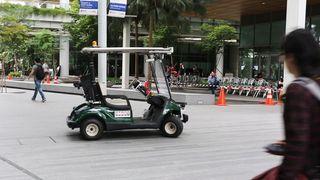 Førerløse biler skal hindre trafikkork