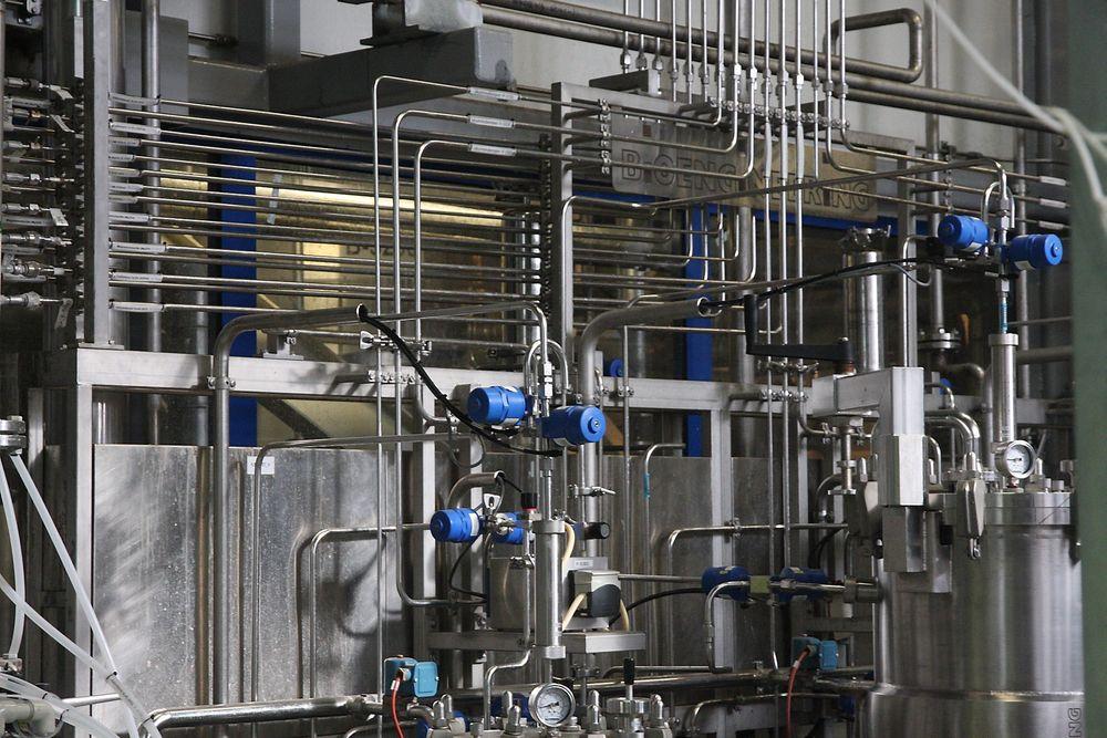 Borregaard ble kåret til Norges smarteste bedrift 2014. Industribedriften bruker skog og cellulose som råvare for en rekke produkter.