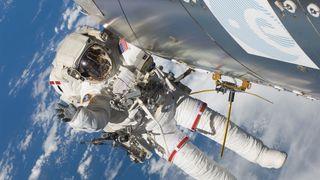 Et av romstasjonens viktigste instrumenter er norsk