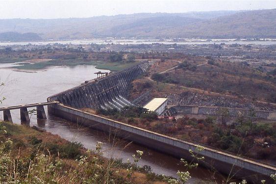 Inga-1-dammen i Kongo planlegges utvidet.