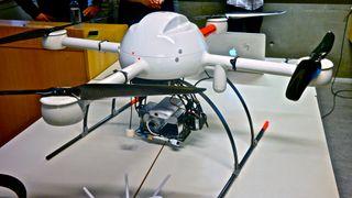 NTNU-studenter: Slik kan droner redde liv i redningsaksjoner