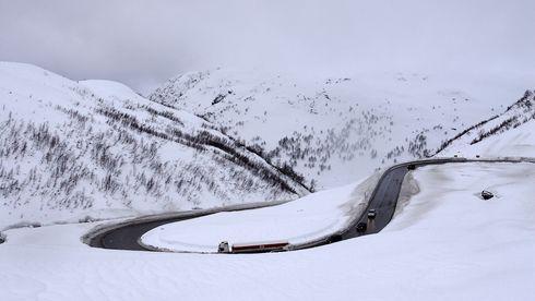 20 prosent av hovedveiene mellom Oslo og Bergen vil gå i tunnel