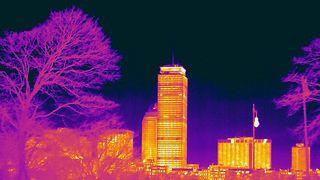 Drive-by-varmefoto avslører energi-syndere