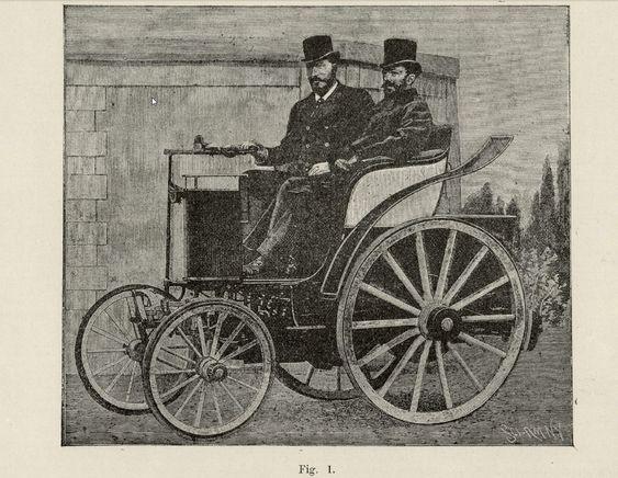 Rundt århundreskiftet mellom 1800 og 1900 sto valget mellom bensin eller strøm for den voksende bilparken. Mange trodde mest på elbilen.