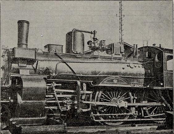 De tyske D-togene var blant verdens raskeste i 1901.