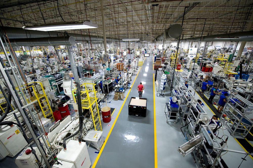 Produserer: Norske Kongsberg Automotive har inngått ny stor kontrakt.