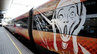Kinesisk selskap snuser på Flytoget og T-banen