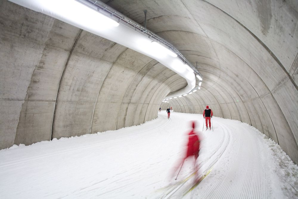 Anleggsrådgiver Marit Gjerland tror ikke økonomien for en norsk skitunnel vil være like god som i Torsby.
