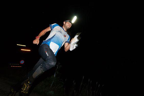 Lupine Betty R X14 sine 4600 lumen lyste godt opp for Teknisk Ukeblads orienteringsløper som i skogen representerer Oppsal Orientering. Men selv med slik lysstyrke går det fint an å gjøre feil i nattstafetten Nighthawk i Nordmarka.