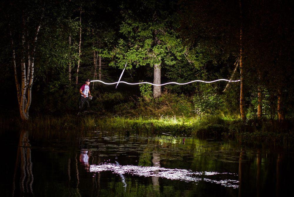 Nattorientering setter store krav til lysstyrke. På stafetten Nighthawk i Nordmarka testet vi evnene til Lupines toppmodell Betty R X14.