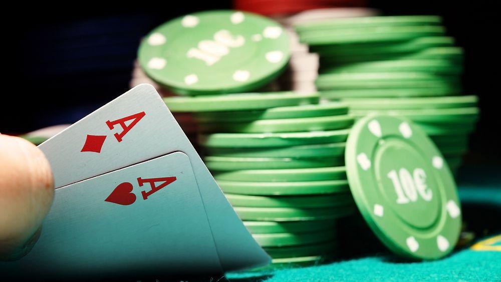 Du trenger kanskje ikke et par i ess for å slå Cepheus i Texas Hold'em, men over lengre tid skal den være helt umulig å slå.
