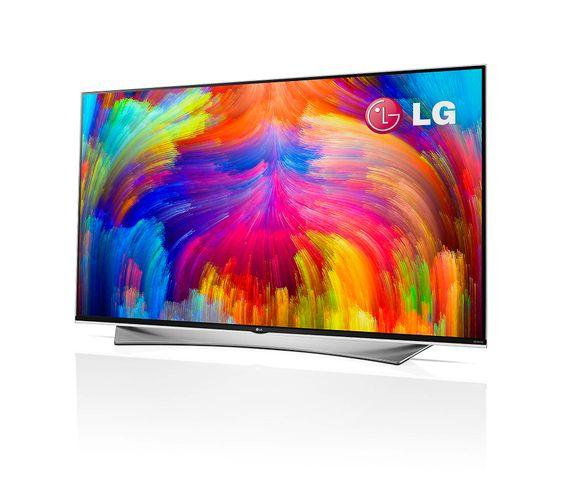 Bedre LCD: LCD-teknologien til LG har fått mere Møllers tran. Kvanteprikker, slik Sony har hatt lenge, skal gi dem mer lysstyrke og større fargerom.