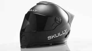 Med denne hjelmen kan du navigere, se bak deg, høre på musikk og snakke i telefonen