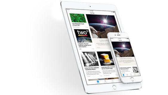 Apples nye nyhetsleser ser ut til å kunne erstatte Flipboard.