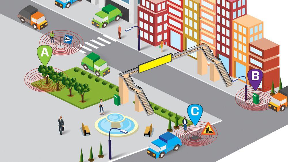 Inspektører, borgere og utstyrsmonterte sensorer skal gi det offentlige informasjonen de trenger til å vedlikeholde byene langt mer effektivt enn i dag.