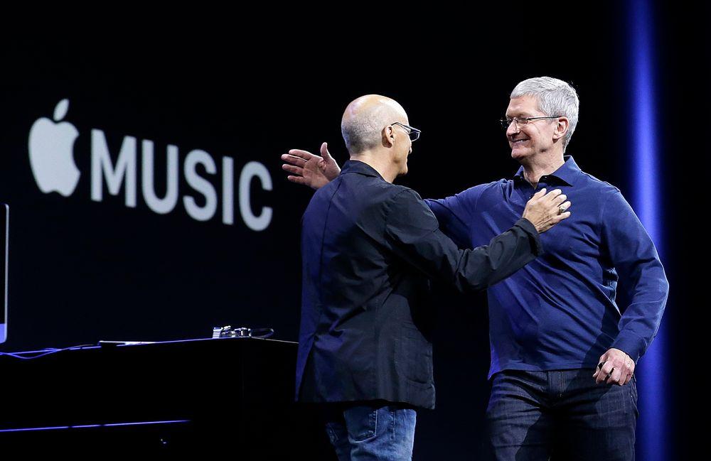 Slik blir Apples nye musikktjeneste